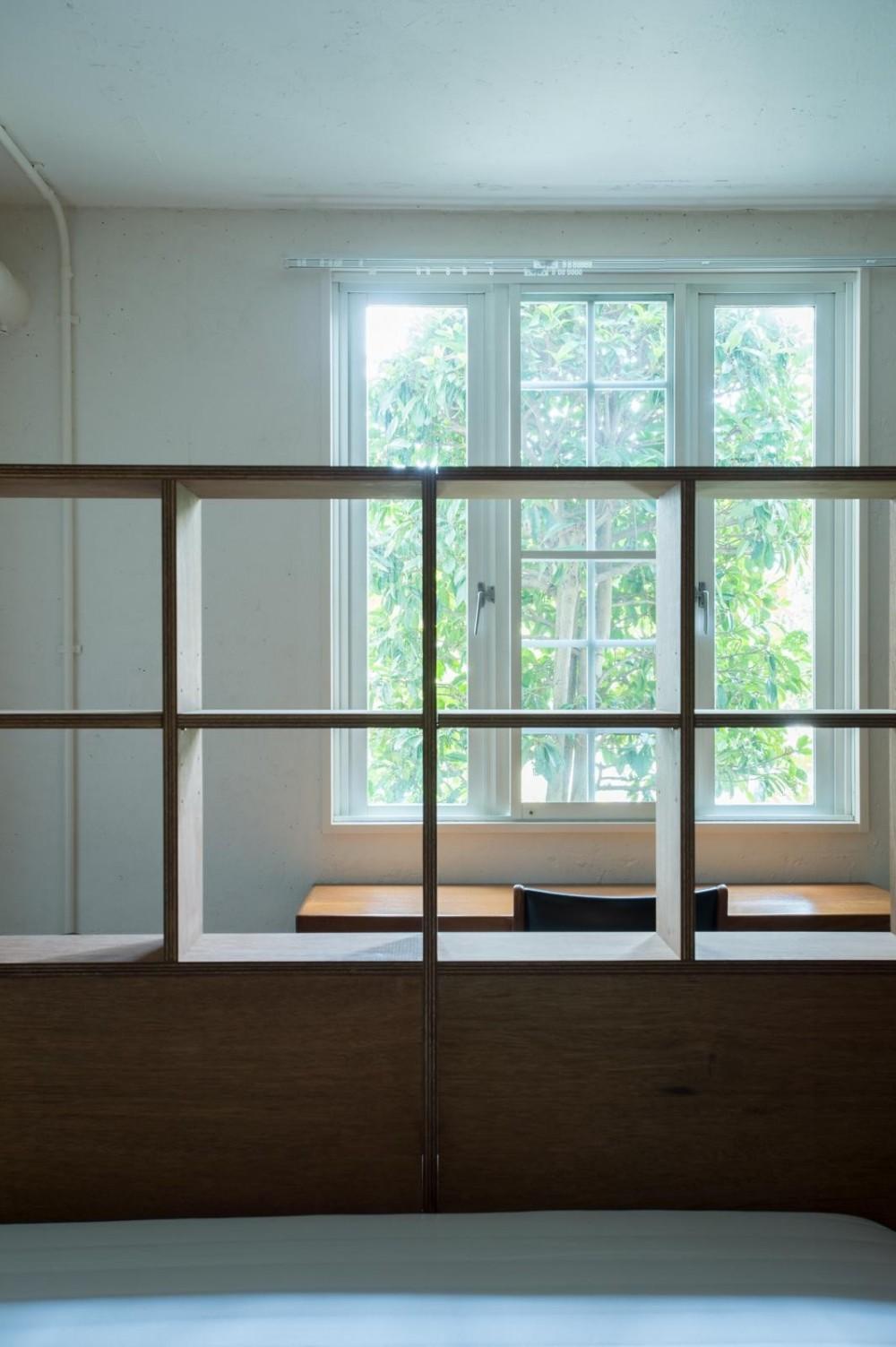 ゼロリノベ「港町を感じる横浜のヴィンテージマンションリノベ」