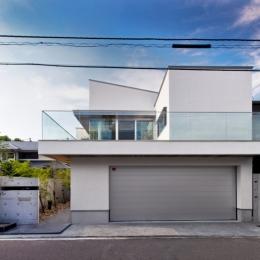 高松の家 (外観)