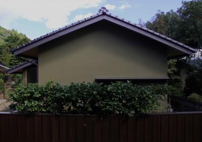 高森の家 (外観)
