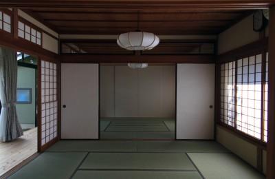 居間 (高森の家)