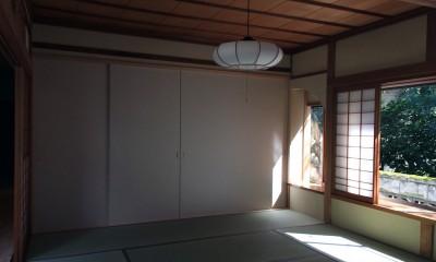 高森の家 (寝室)