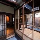 昭和小路の長屋|賃貸向け京町家のシンプルリノベーション