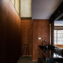 昭和小路の長屋 賃貸向け京町家のシンプルリノベーション【京都市】の写真 キッチン