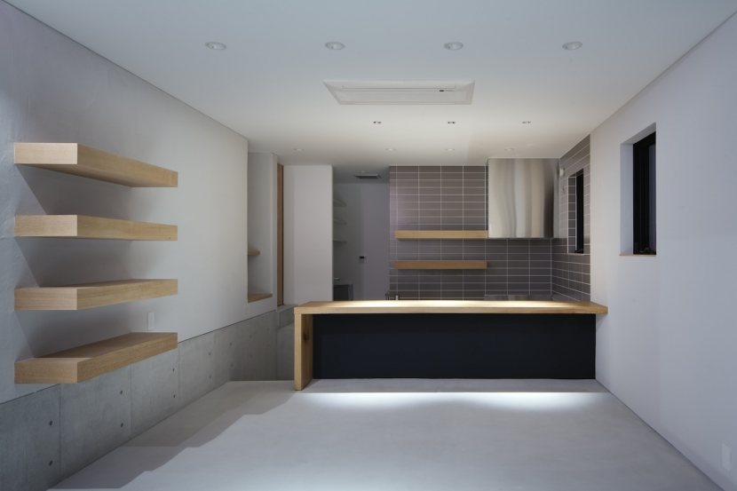 河内長野の家の部屋 キッチン