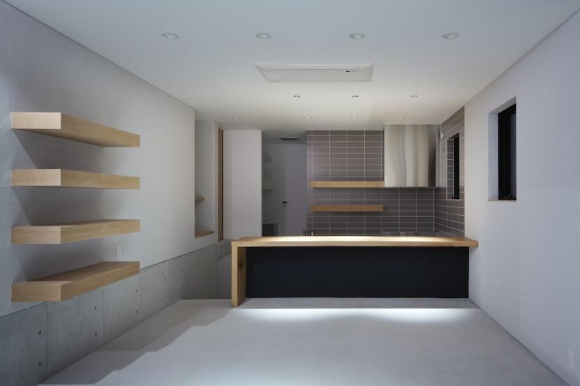建築家:Kumi  Inoue「河内長野の家」
