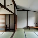 昭和小路の長屋|賃貸向け京町家のシンプルリノベーション【京都市】の写真 2階和室