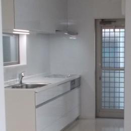 キッチン (中・六本松N様邸~まるで新築くん~)