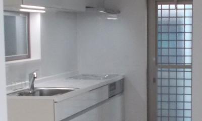 中・六本松N様邸~まるで新築くん~ (キッチン)