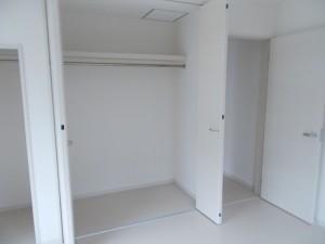 中・六本松N様邸~まるで新築くん~ (クローゼット)