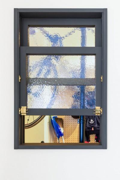 室内窓 (タテのひろがりヨコのつながり)