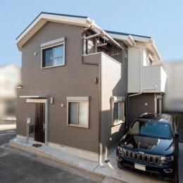 リノベーション・リフォーム会社 東急ホームズのまるごとリフォームの住宅事例「老朽化、地震の不安、仕切られた間取りを解消!『まるごとリフォーム』で新築同様に」