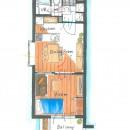 ツバメクリエイツの住宅事例「光を取り込む空間」