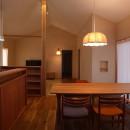 森本敦志建築設計事務所の住宅事例「洲本の家」