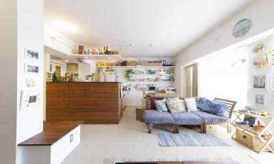 S邸-風と光がまわるリバーサイドの家