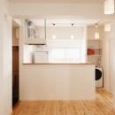 自分らしい自分だけの空間を手に入れるの写真 キッチン