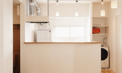 自分らしい自分だけの空間を手に入れる (キッチン)