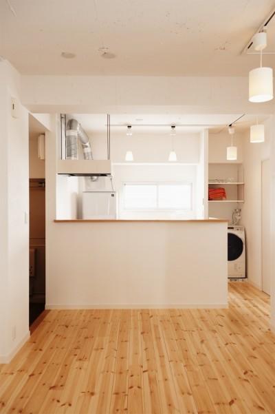 キッチン (自分らしい自分だけの空間を手に入れる)