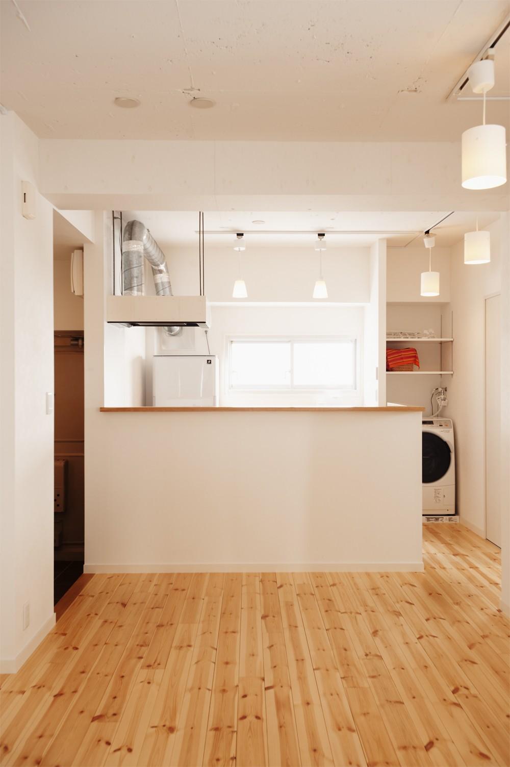 キッチン事例:キッチン(自分らしい自分だけの空間を手に入れる)