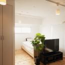 自分らしい自分だけの空間を手に入れるの写真 寝室