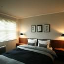 M邸の写真 こだわりのベッドルーム