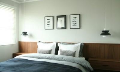 M邸 (ベッドルーム)