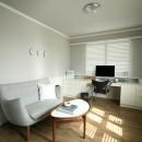 M邸の写真 お気に入りのソファ