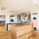 Amityの写真 キッチン&リビング