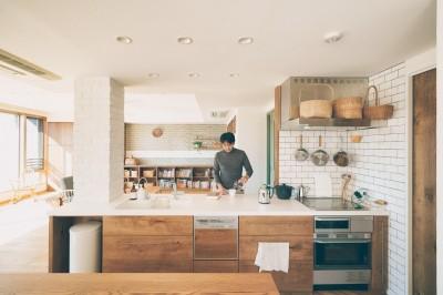キッチン (Amity)