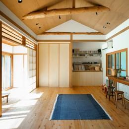 リノベーション・リフォーム会社 アネストワンの住宅事例「SOBA」
