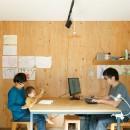 SOBAの写真 作業部屋