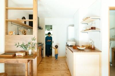 キッチン (SOBA)