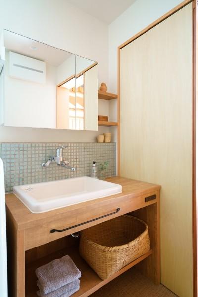 洗面室 (SOBA)