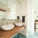 Calmの写真 洗面室