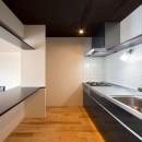 スペインバルの写真 キッチン2