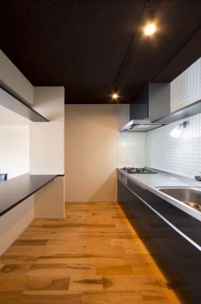 キッチン2 (スペインバル)