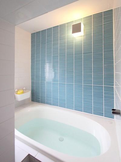 浴室 (富士見台 団地リノベーション)