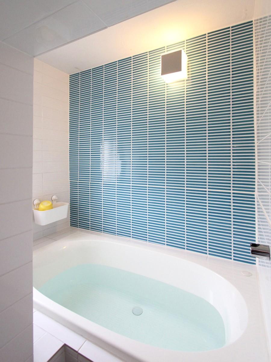 富士見台 団地リノベーション (浴室)