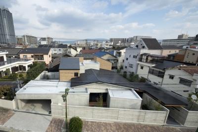 鶴見の家 (外観)