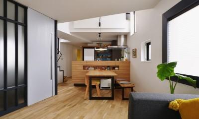 遊び心とこだわりでワクワクがいっぱいの家