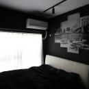 名古屋市北区N様邸の写真 寝室