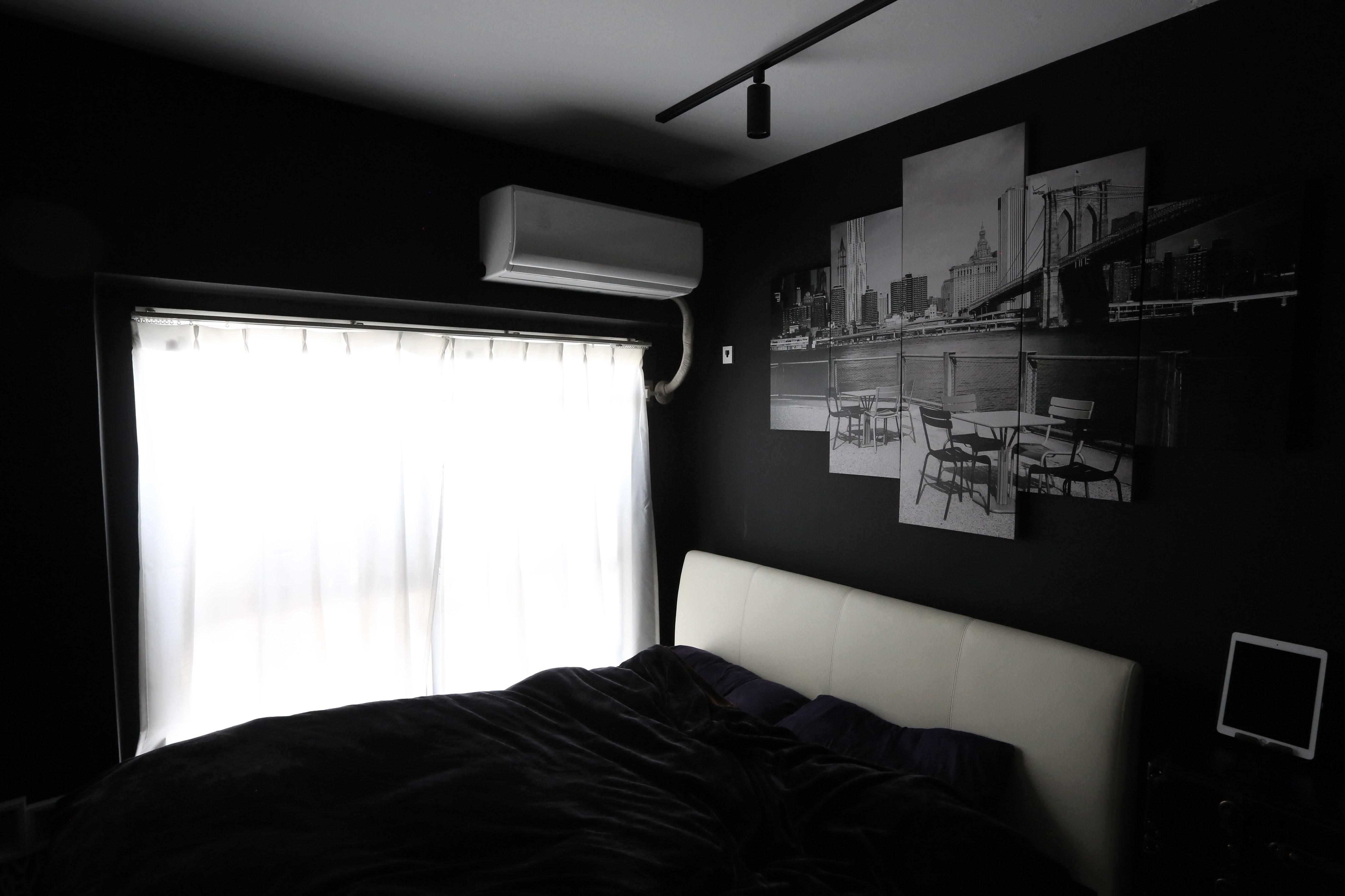 その他事例:寝室(Brooklyn style~American~)