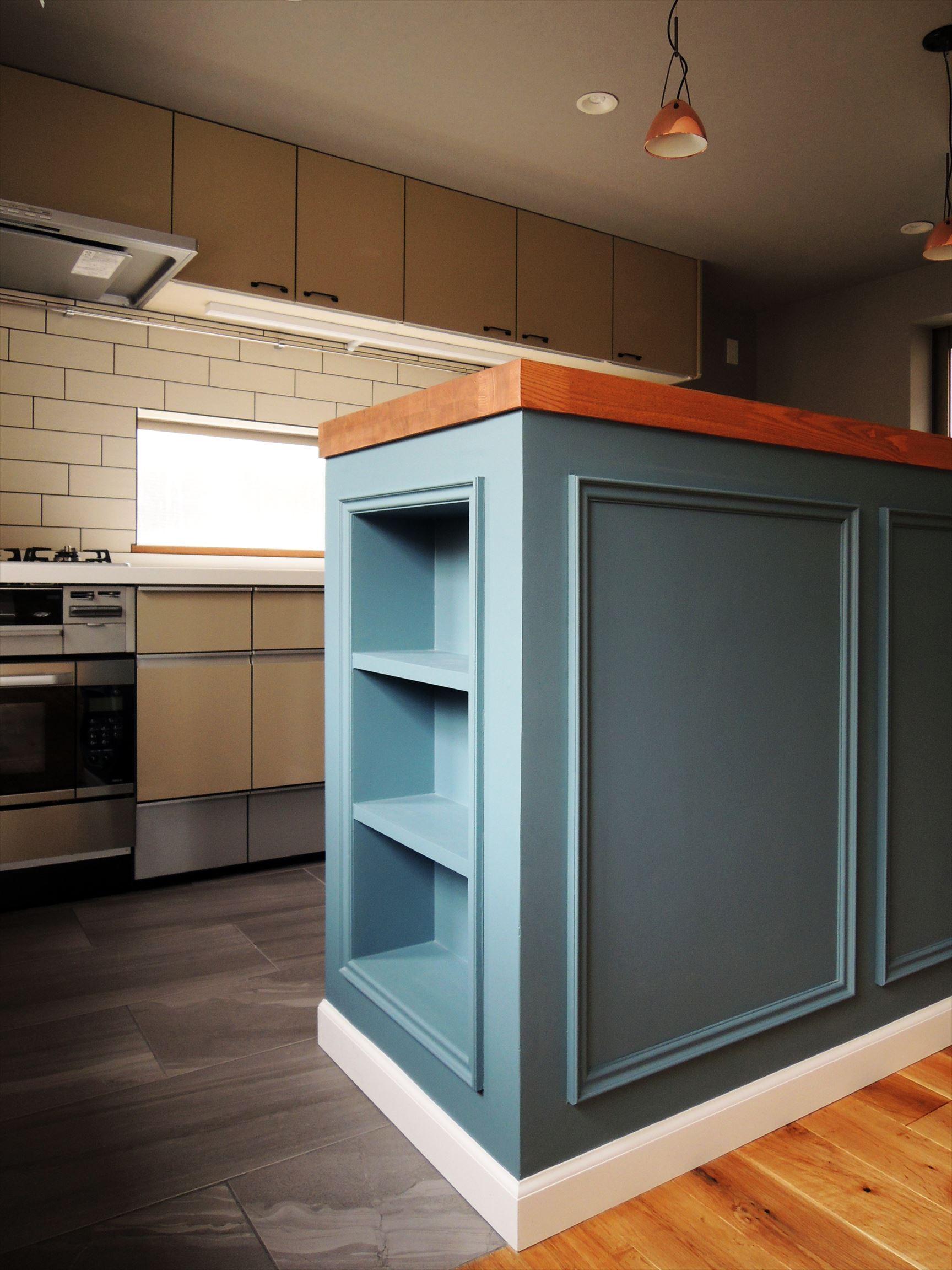 キッチン事例:Kitchen(O様邸)