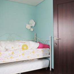 O様邸 (Bedroom)
