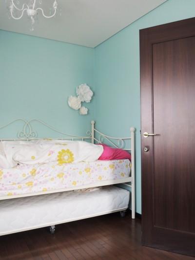 Bedroom (O様邸)