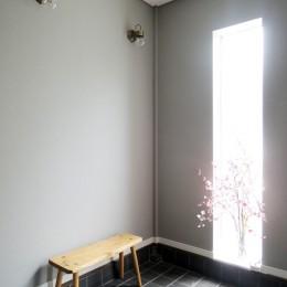O様邸 (Entrance)