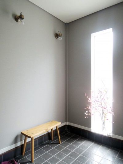 Entrance (O様邸)