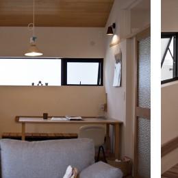IThouse (リビングダイニング&キッチン)
