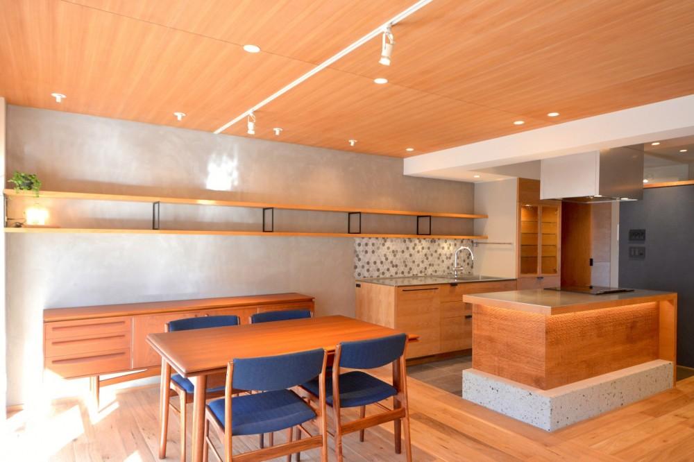 Nさんの家 (ダイニングキッチン)