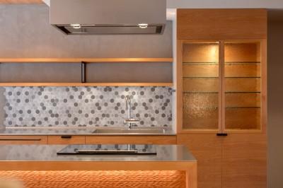 キッチン2 (Nさんの家)