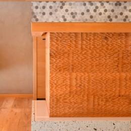 Nさんの家 (キッチン1)